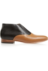 Dieppa Restrepo Richie Two Tone Leather Loafers