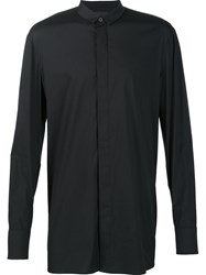Thamanyah Plain Shirt Black