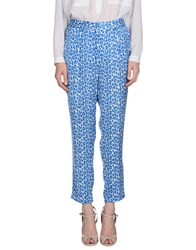 Pepe Jeans Trousers Casual Trousers Women Azure