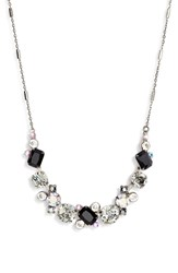 Sorrelli Datura Necklace Black