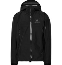 Arc'teryx Beta Lt Gore Tex Pro Jacket Black