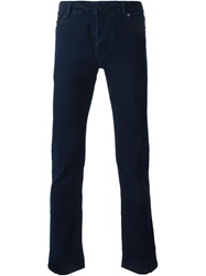 Surface To Air 'V5' Slim Fit Jeans Blue
