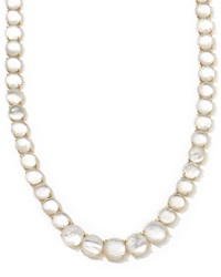 18K Gelato Mother Of Pearl Collar Necklace Ippolita