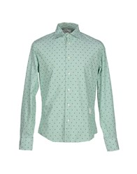 The Editor Shirts Shirts Men Light Green