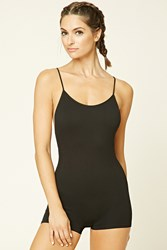 Forever 21 Seamless Ribbed Knit Bodysuit