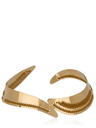 Camille Enrico Thine Brass Choker For Lvr