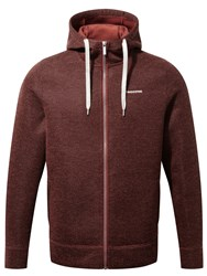 Craghoppers Men's Mason Hooded Jacket Red