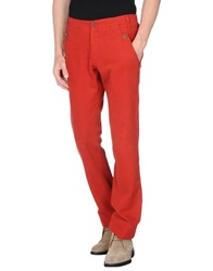 Havana And Co. Casual Pants Brick Red