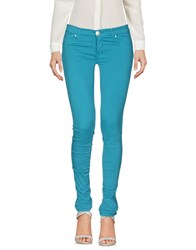 0 Zero Construction Casual Pants Turquoise