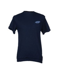 Individual T Shirts Dark Blue