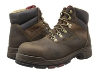 Wolverine Cabor Epx Pc Dry Waterproof 6 Boot Composite Toe Dark Brown Men's Work Boots
