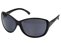 Von Zipper Vacay Polar Black Gloss Wild Vintage Grey Polar Sport Sunglasses