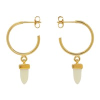 Isabel Marant Gold It's All Right Earrings