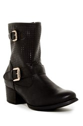 Liliana Norman Boot Black
