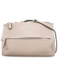Givenchy Mini Pandora Crossbody Bag Nude Neutrals