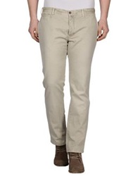 Icon Casual Pants Beige