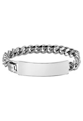 Icon Brand Biker Bracelet Silvercoloured