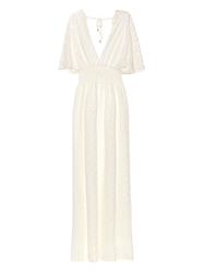 Melissa Odabash Tania Crochet Maxi Dress