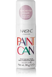 Nails Inc Spray Can Nail Polish Porchester Square Mushroom