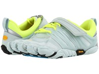 Vibram Fivefingers V Train Pale Blue Safety Yellow Women's Shoes