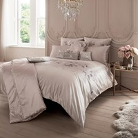 Kylie Minogue At Home Luciana Duvet Cover Blush Pink