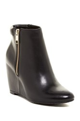 Elaine Turner Designs Amber Wedge Boot Black