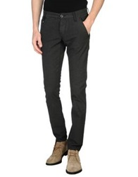 Gaudi' Casual Pants Steel Grey
