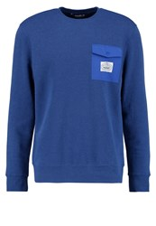 Poler Sweatshirt Bright Royal Royal Blue