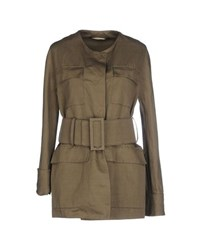 Maurizio Pecoraro Coats And Jackets Full Length Jackets Women
