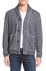 Grayers Men's 'Avalon' Shawl Collar Button Cardigan