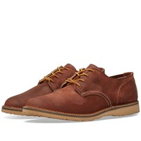 Red Wing Shoes Weekender Oxford Brown