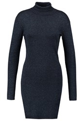 Mbym Cabrine Jumper Dress Night Sky Black