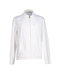 Richmond Denim Jackets White