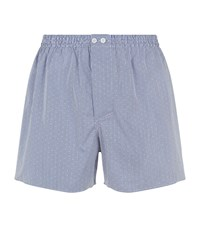 Zimmerli Striped Boxers Male