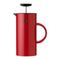 Stelton Em French Press Red
