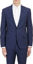 Brooklyn Tailors Two Button Sportcoat Blue Size 5 44 Us
