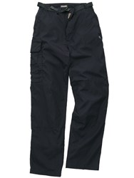 Craghoppers Men's Classic Kiwi Trousers Blue