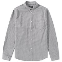 A.P.C. Mick Shirt Black
