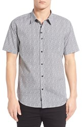 Men's Imperial Motion Microprint Short Sleeve Woven Shirt