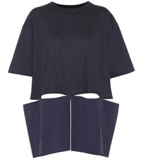 Marni Two Piece Top Blue