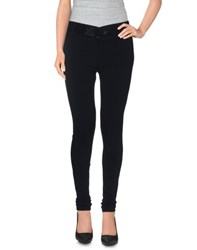 Emporio Armani Ea7 Trousers Leggings Women Black