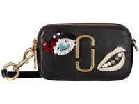 Marc Jacobs Vintage Collage Snapshot Black