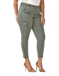 Addition Elle Love And Legend Plus Cargo Pants Thyme