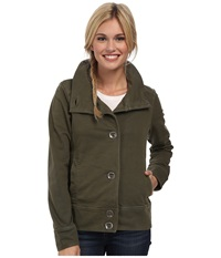 Prana Candice Jacket Cargo Green Women's Jacket