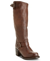 Frye Women's Vera Slouch Tall Boots Women's Shoes Maple