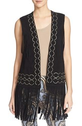 Women's Free People 'Ringo' Suede Vest