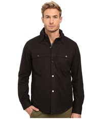 Exley Nb Apex Shirt Jacket Oil Men's Long Sleeve Button Up Brown