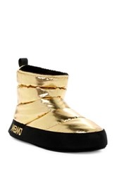 Marc By Marc Jacobs Galaxy Ankle Boot Metallic