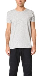 Scotch And Soda Home Alone Relaxed Tee Grey Melange