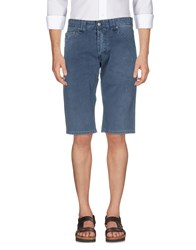 Galliano Bermudas Blue